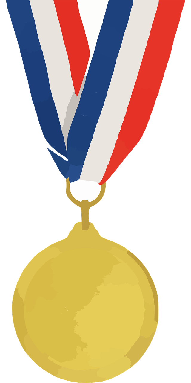 Bc reads adult literacy. Podium clipart gold medal