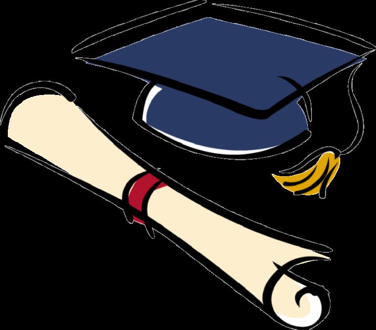 Graduation ceremony middle school. Graduate clipart attention