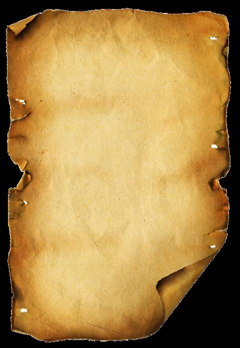 brown bag scroll