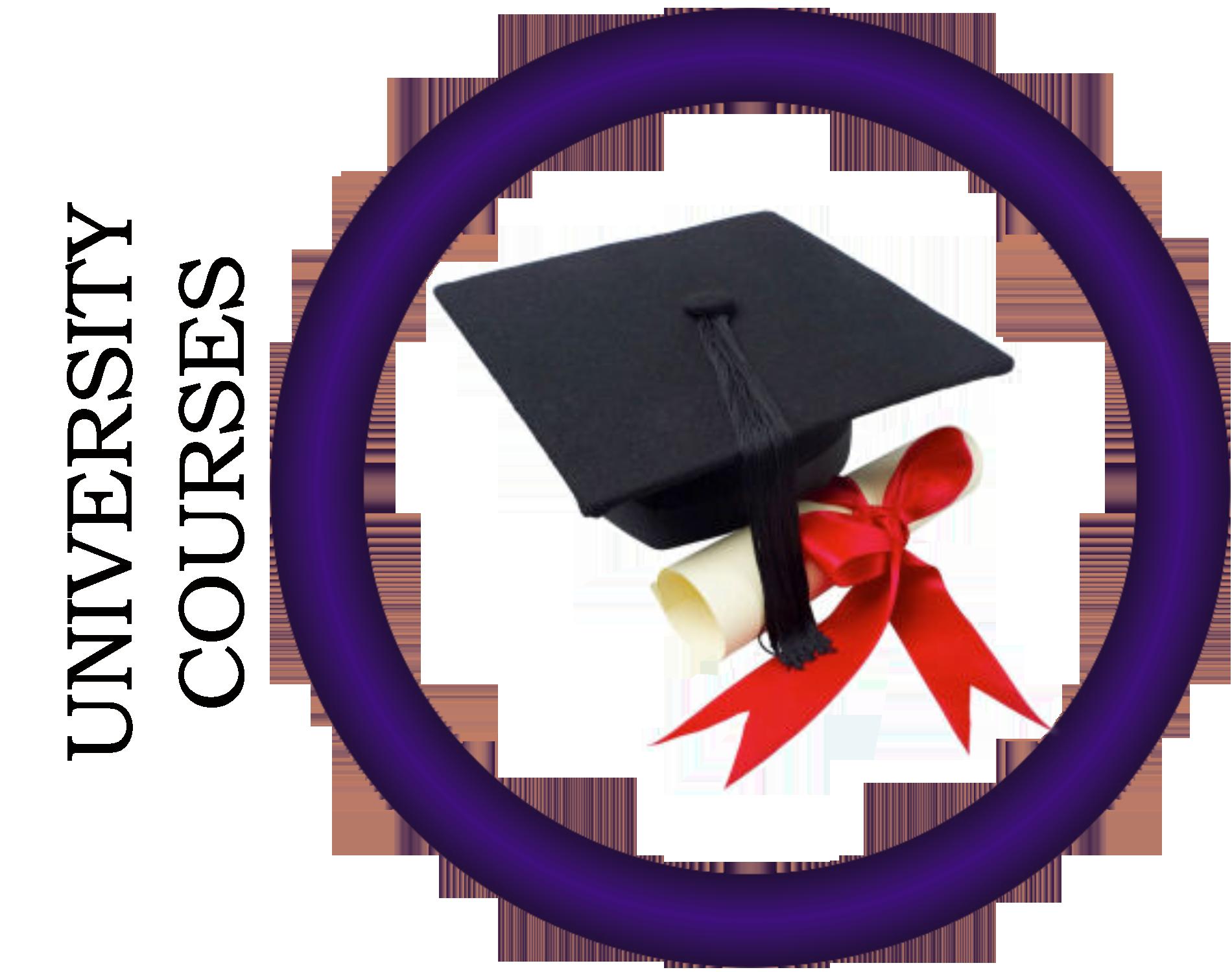 Diploma clipart purple. Swami vivekanand education group