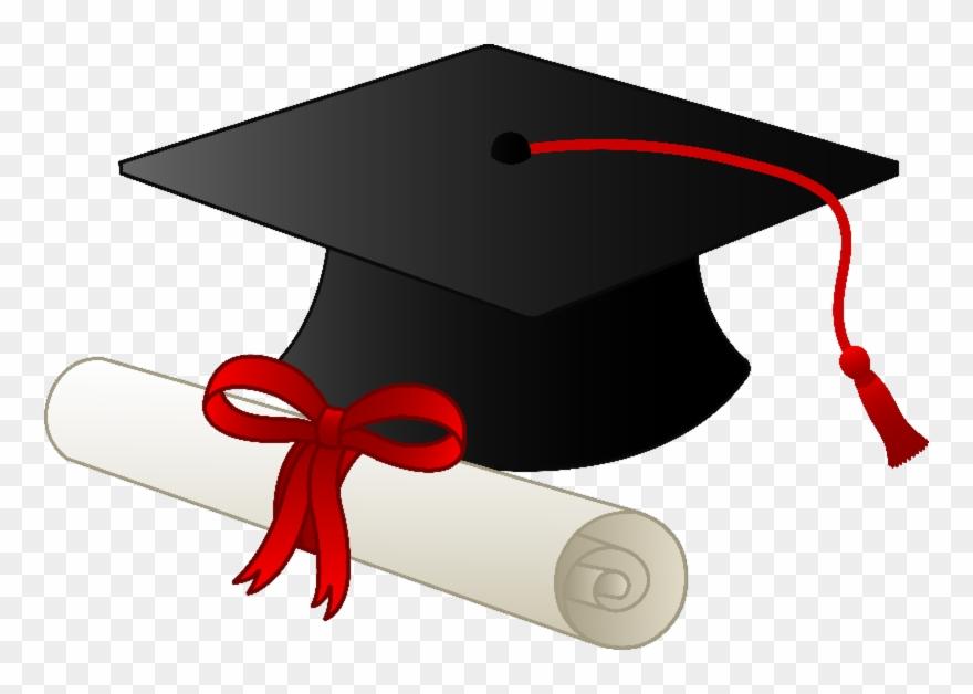 Health collective graduation cap. Diploma clipart scholarship
