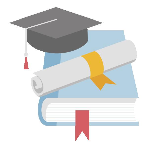 Self directed ira trust. Diploma clipart scholarship