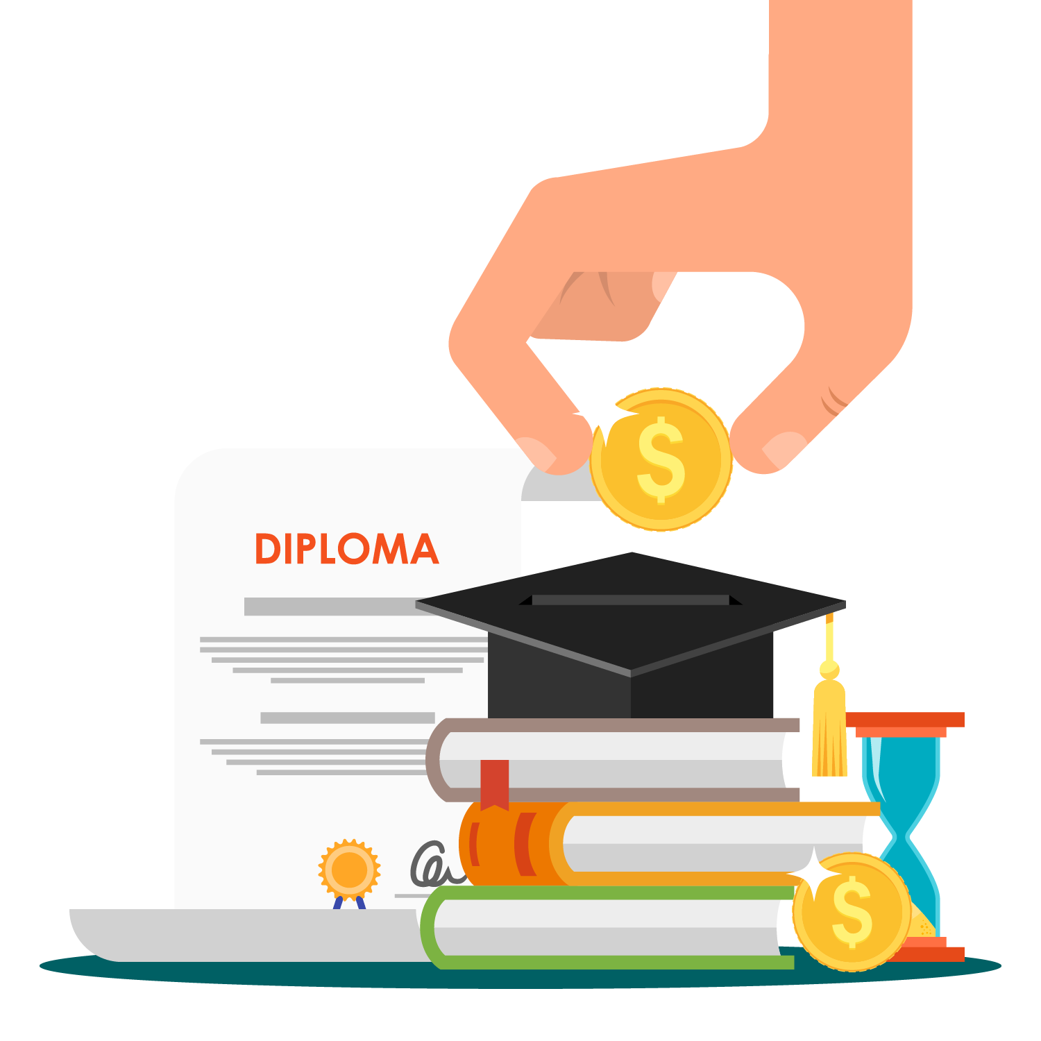 Don t miss the. Diploma clipart scholarship