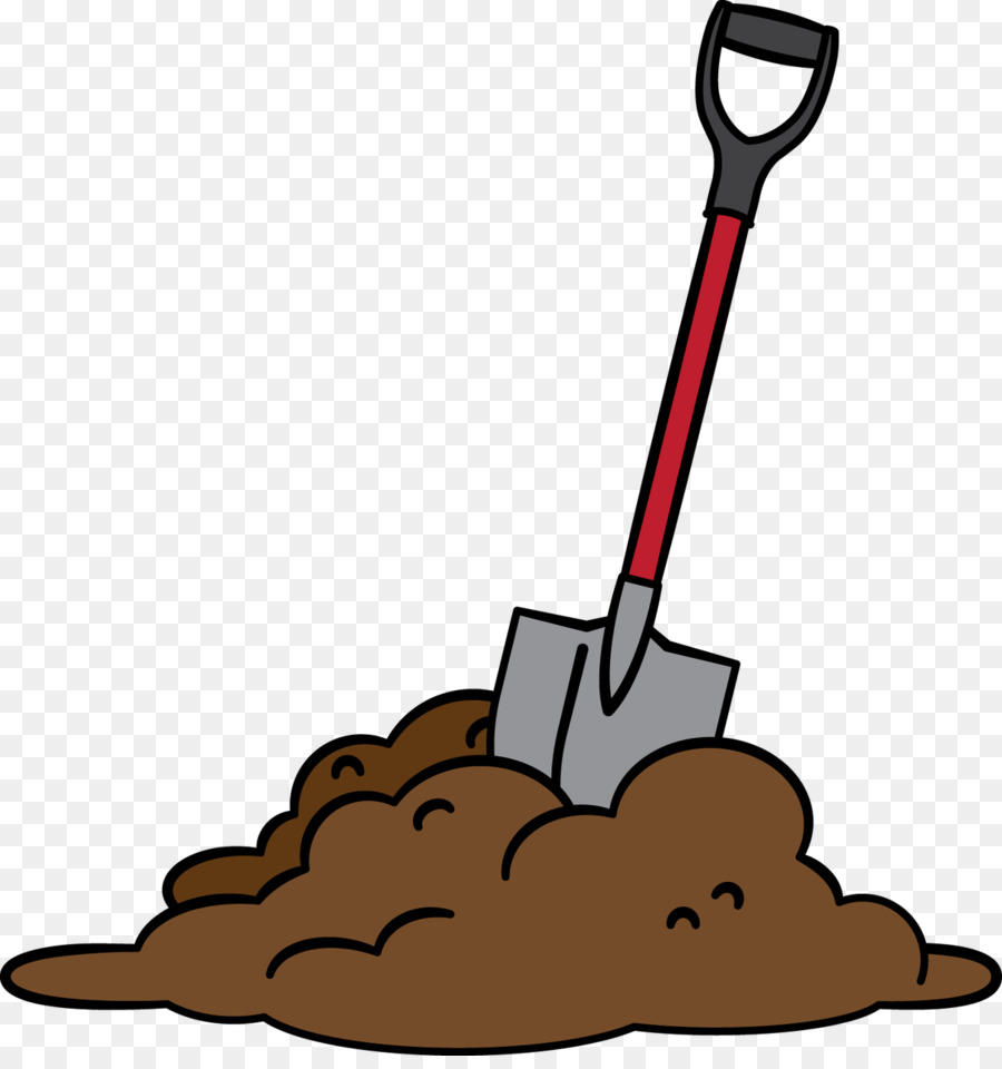 Digging angel moroni clip. Dirt clipart