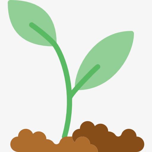 Dirt clipart. Grass soil plant png