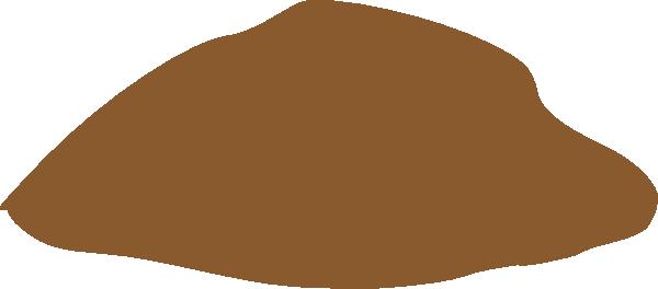 Brown dirt background clip. Mud clipart ground