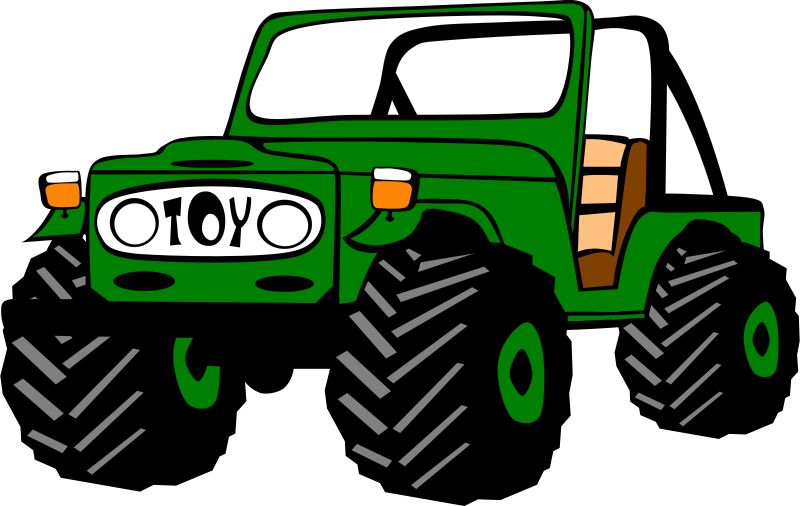 Toyota cruiser by gerald. Hole clipart land