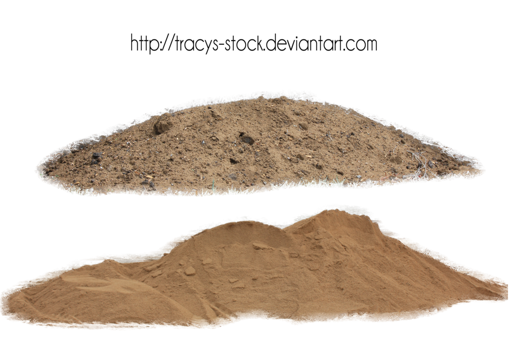 Piles png by tracys. Dirt clipart dirt pile