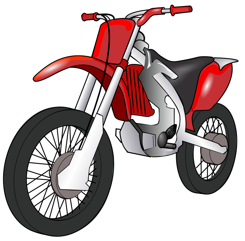 Cute dirt clip art. Motorcycle clipart couple