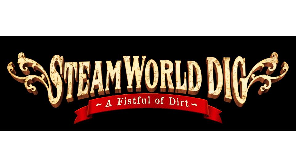 Steamworld dig game review. Dirt clipart muck