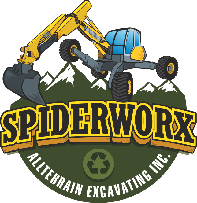 Project gallery spider worx. Dirt clipart muck