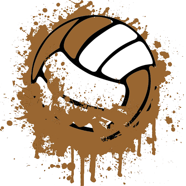 Warrior clipart volleyball.  mud huge freebie