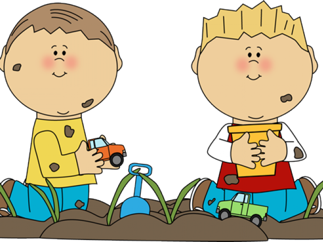 Outside clipart playing. Free dirt download clip