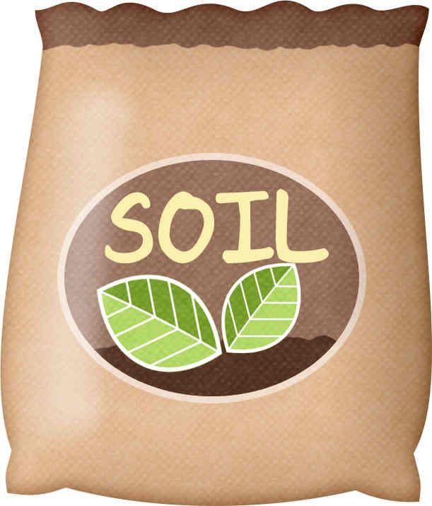 Free cute cliparts download. Dirt clipart soil bag