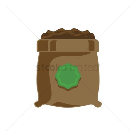 Dirt clipart soil bag. Collection of free download