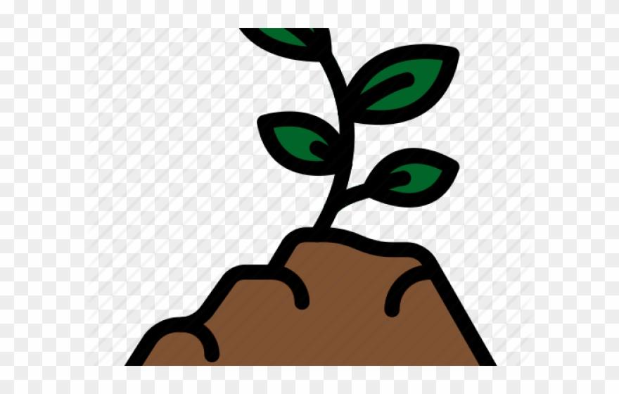 Fertile think green before. Dirt clipart soil fertility