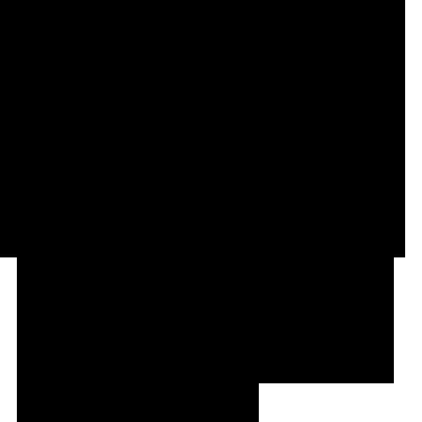 black paint icon. Dirt clipart splatter