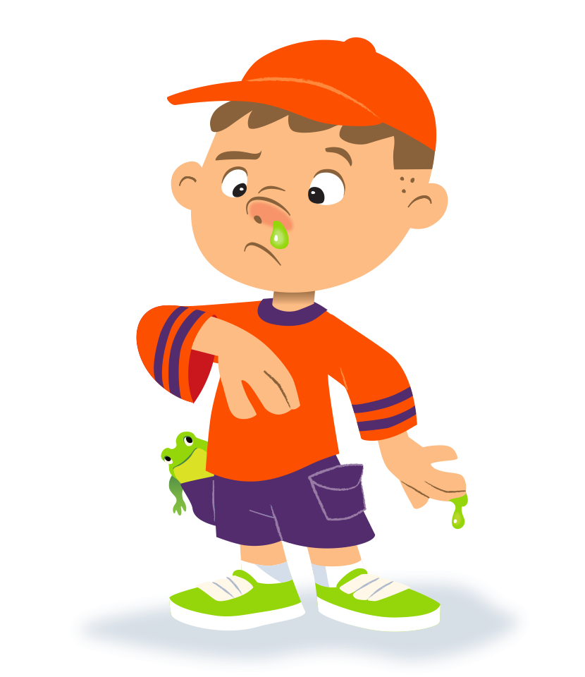 Dirt clipart toddler boy. Scotty snotty boogie wipes