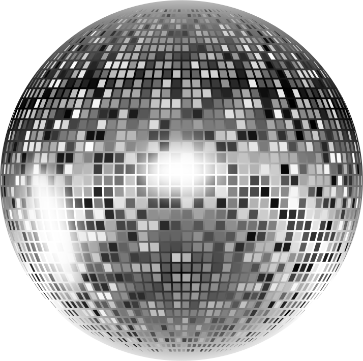 Getting data from a. Disco clipart disco ball