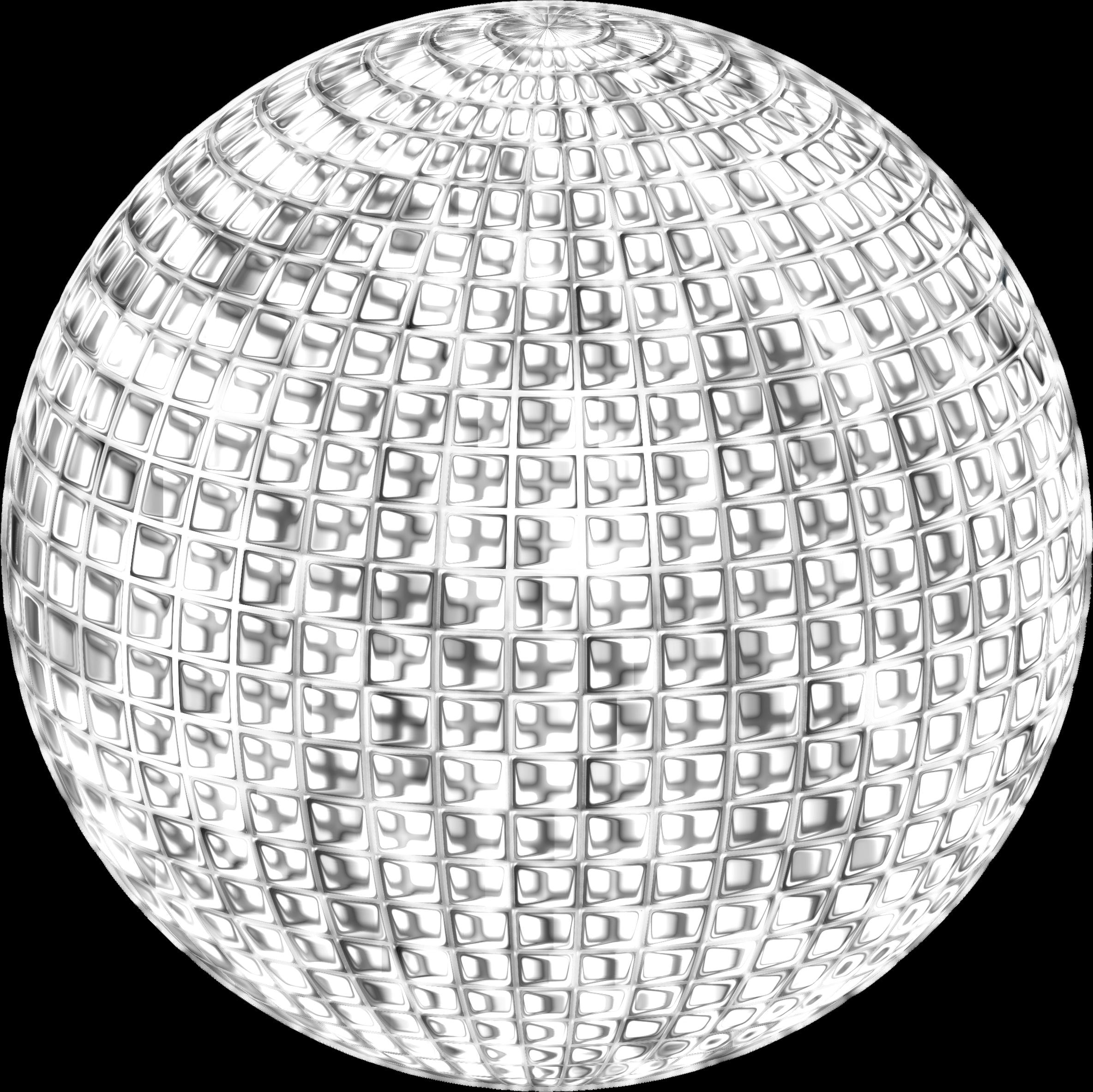 Disco clipart disco ball. Glimmering enhanced no background