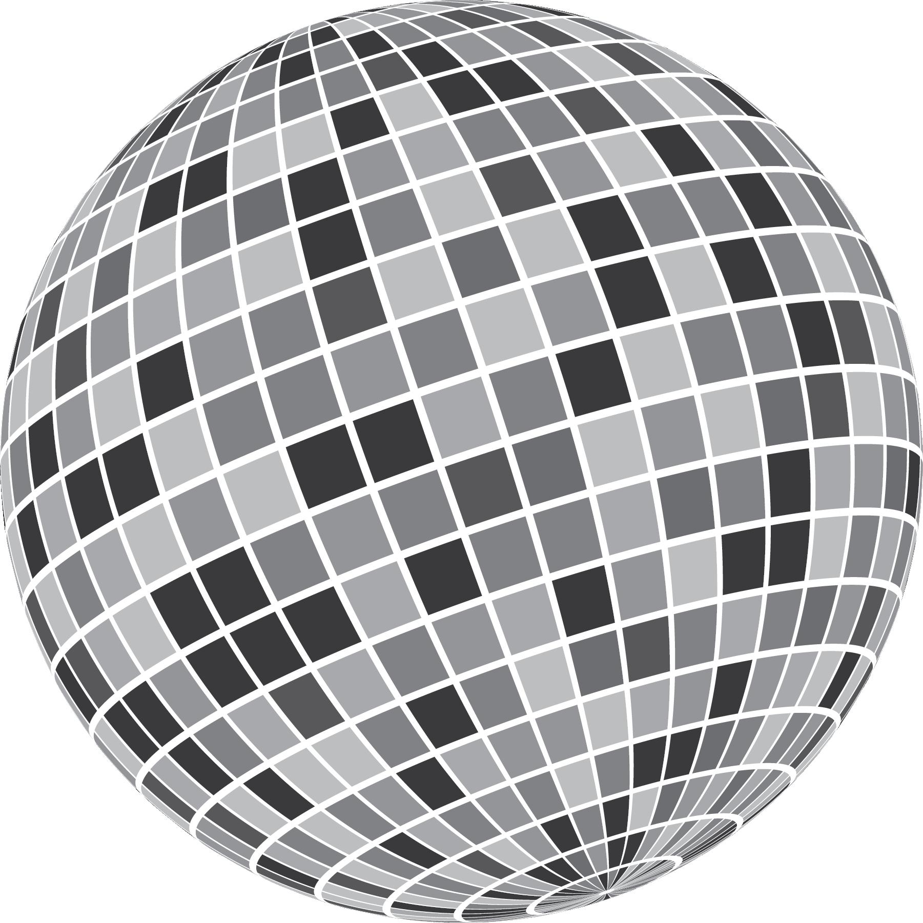 Disco clipart disco lights. Ball drawing ink pinterest
