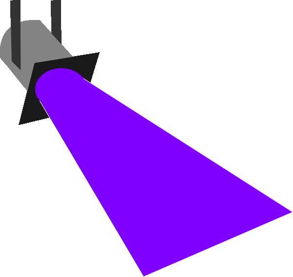 Purple clip art at. Light clipart spot