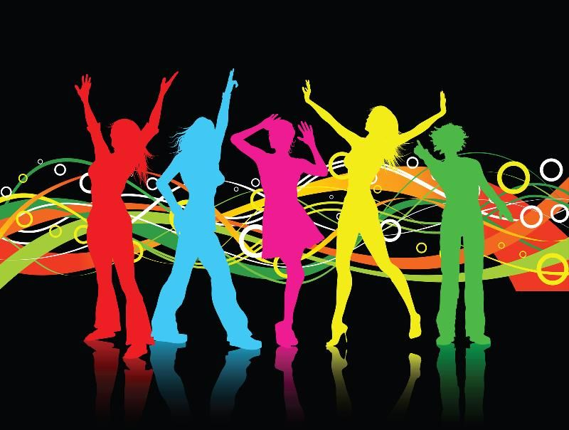 Disco clipart middle school dance. Neon ideas sadies let