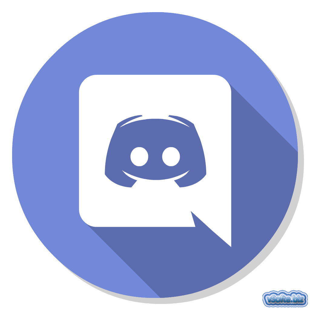 Circle free icons and. Discord icon png