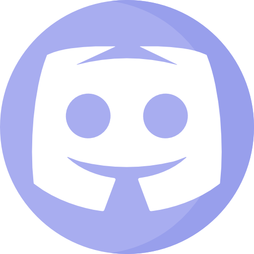 Free social media icons. Discord icon png