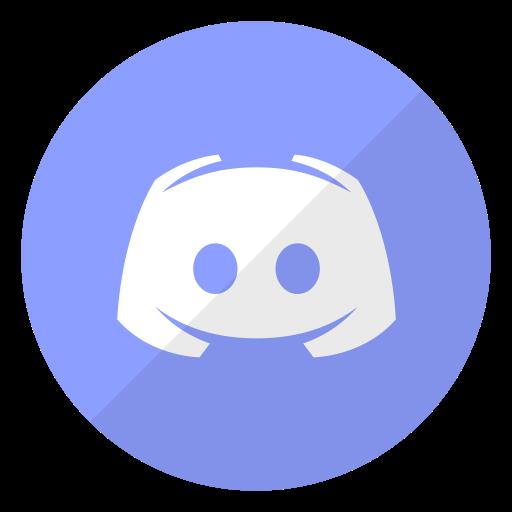 Discord icon png. Free social media set