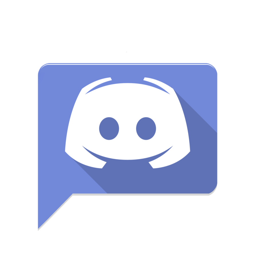 Discord icon png. Flat material like free