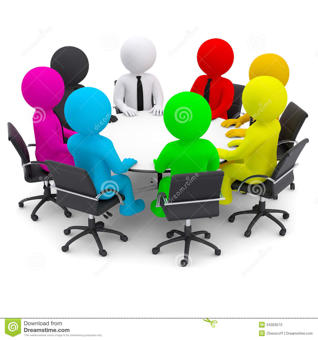 Discussion clipart. Pretty round table onlyhereonlynow
