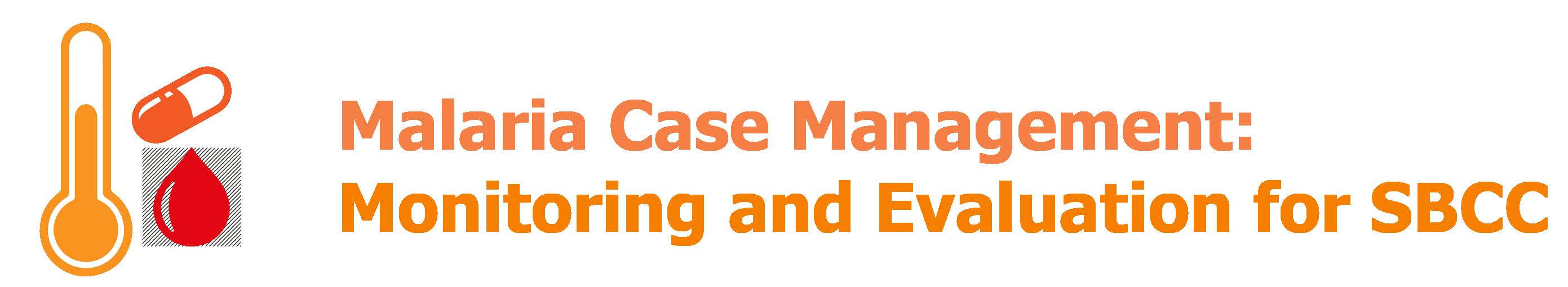 Fever clipart malaria symptom. Case management sbcc example