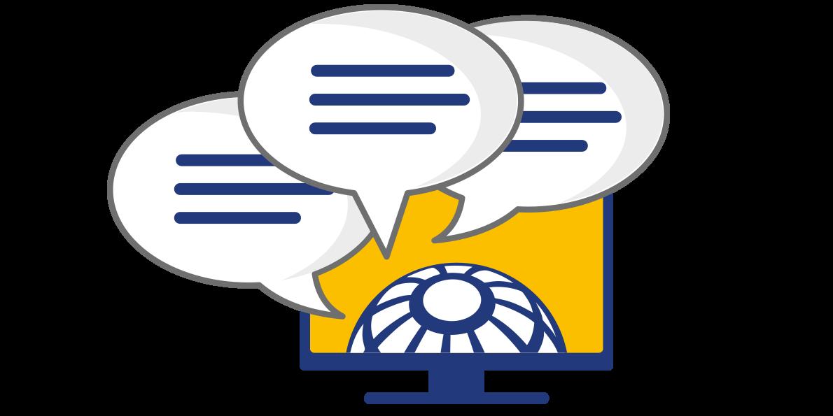 Discussion clipart discussion forum. Services tekla