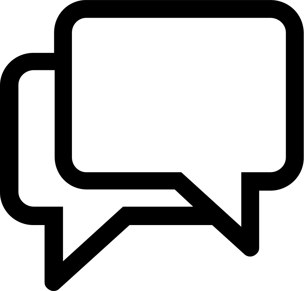Discussion clipart family discussion. Svg png icon free