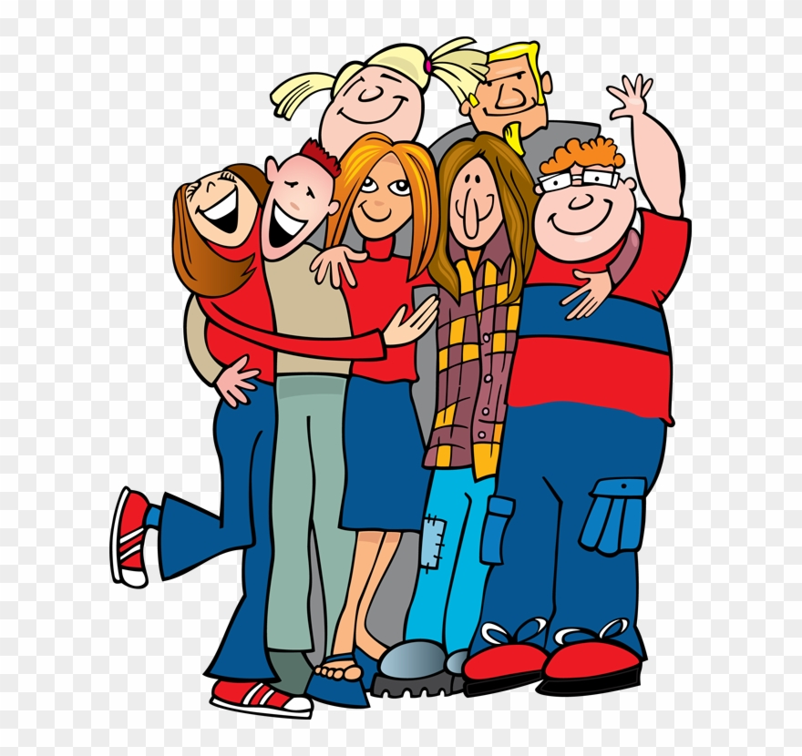 And introduction of groups. Friendship clipart hang with friends