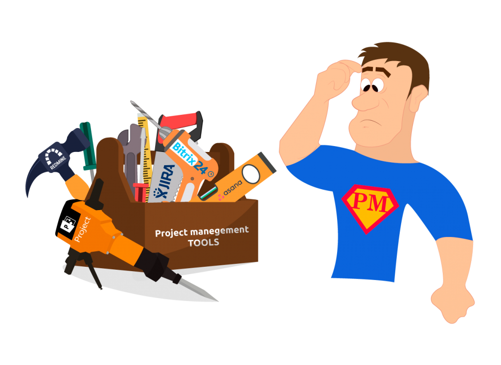 Manager clipart project delivery. The best tools for