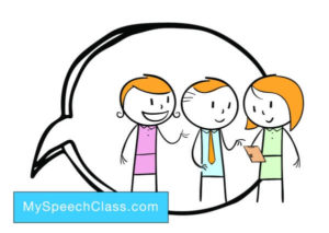 Discussion clipart group task.  topics my speech