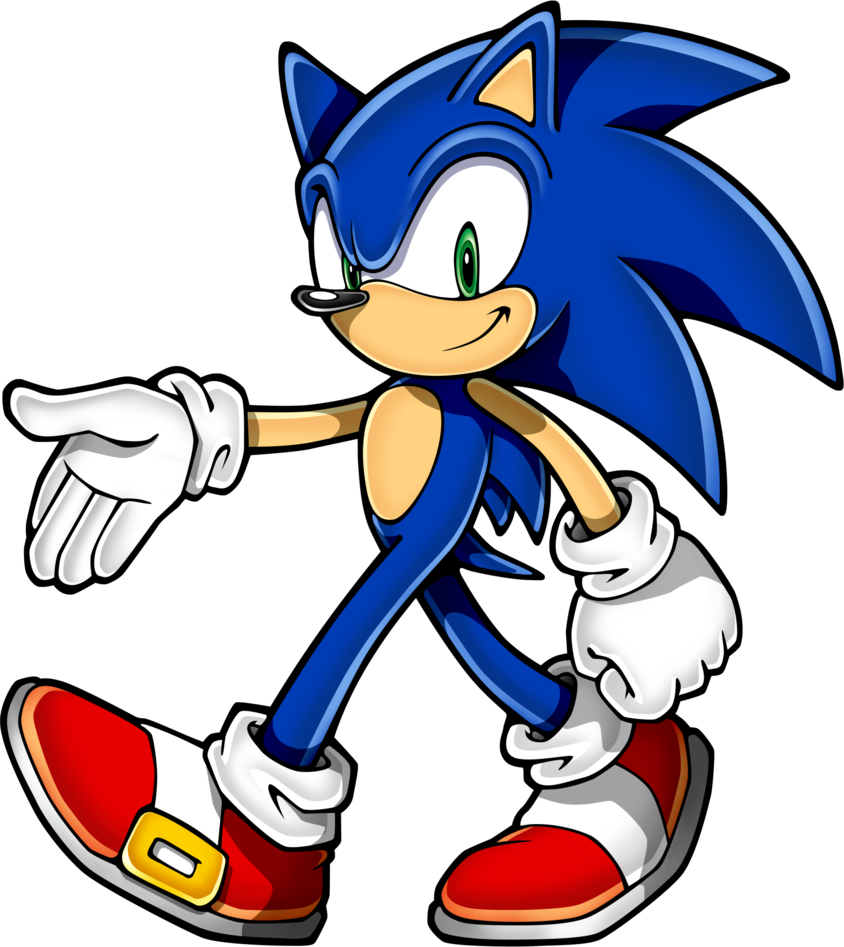 Discussion by fu reiji. Youtube clipart sonic
