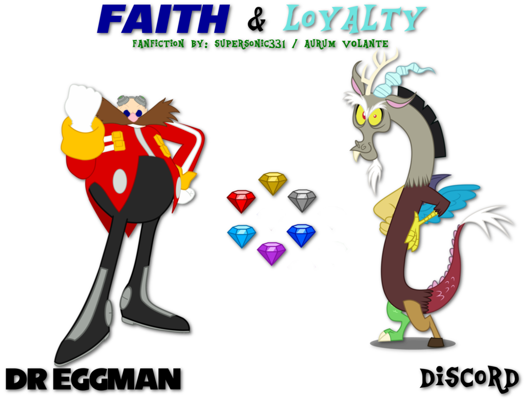 Yelling clipart futile. Faith and loyalty sonic