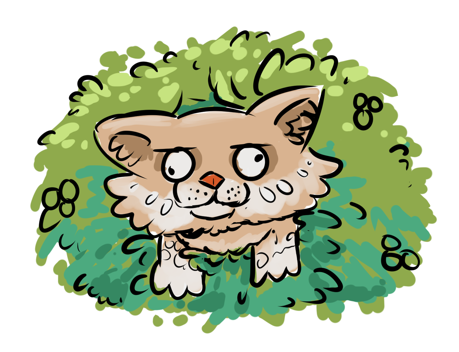 Ur weekly drawing prompt. See clipart soft sound