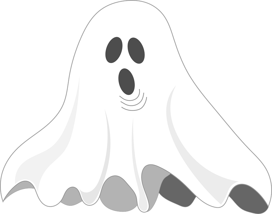 What do we know. Girly clipart ghost