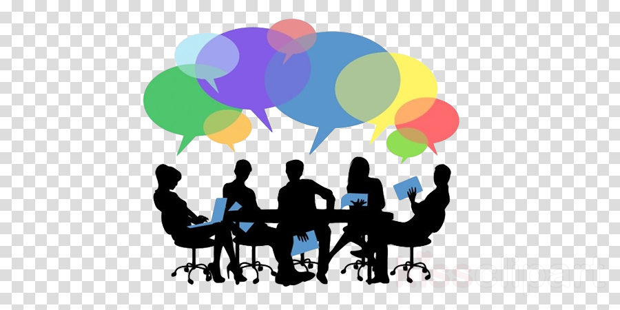 Discussion clipart research team. Text balloon marketing