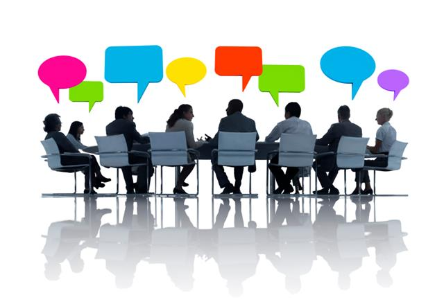 Current discussions on one. Discussion clipart research team