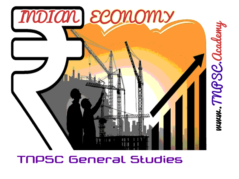 Economics clipart economic growth. Tnpsc economy group course