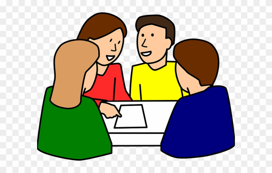 Software student group . Discussion clipart team development
