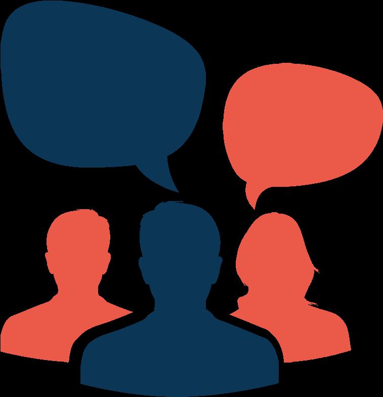Discussion clipart team development. Icon