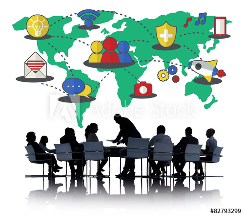 Discussion clipart team discussion. Business meeting board room
