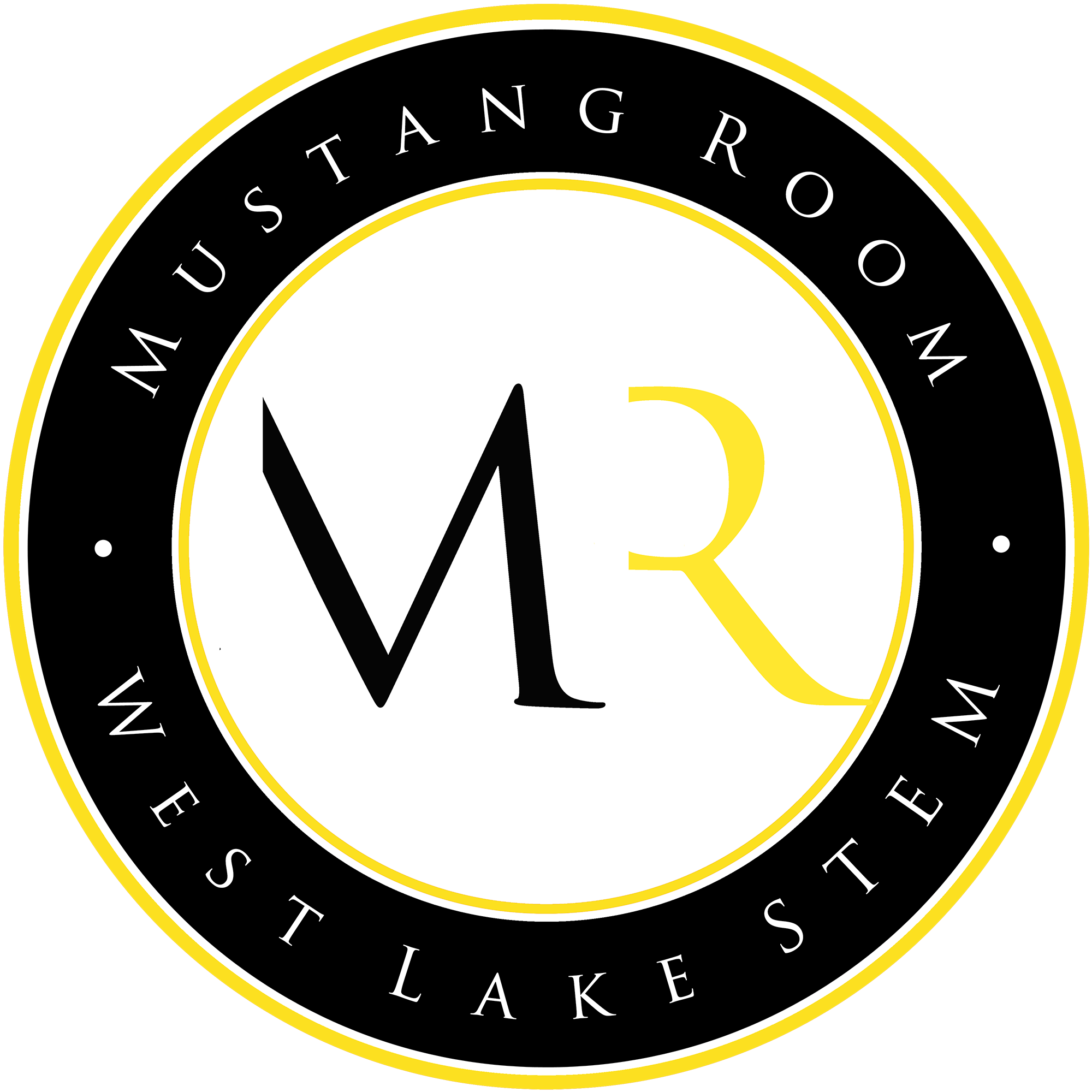 Mustang room . Organized clipart summary report