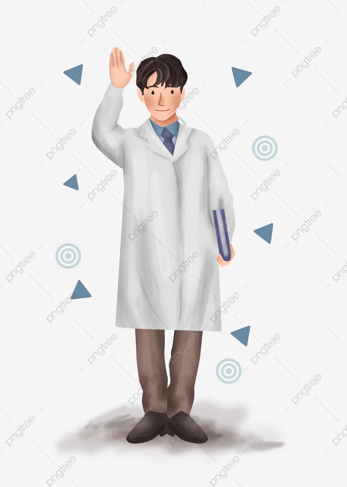 Disease clipart doctor. Medical hospital doctors male